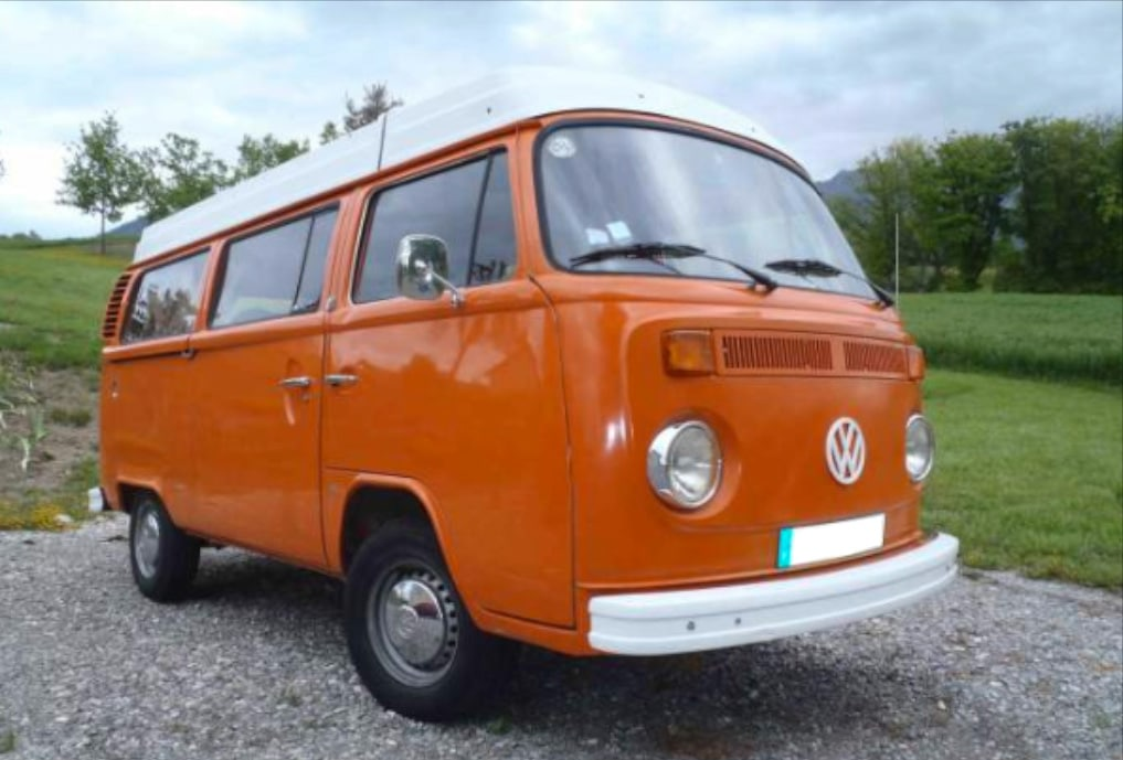 Camping Car Westfalia D Occasion