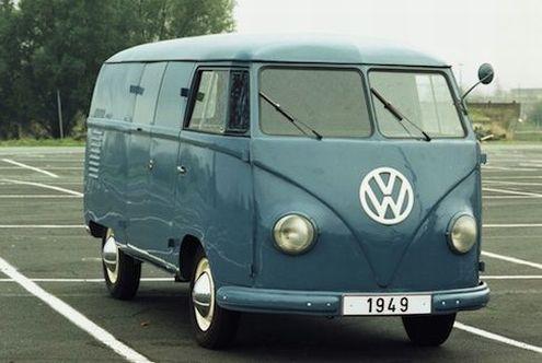 68 Vw Bus >> Histoire du VW Combi | Be Combi