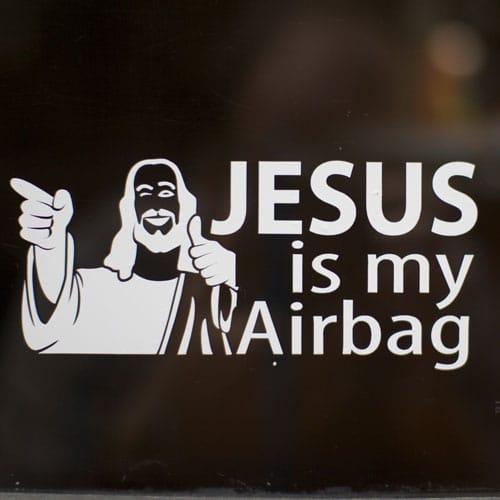 Jesusismyairbag3