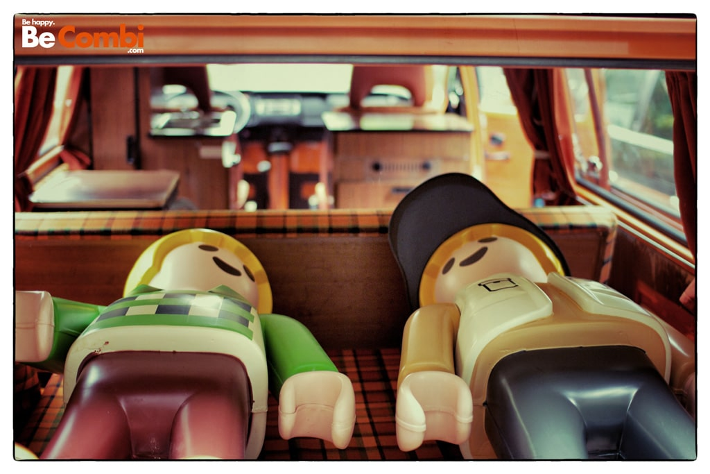 Playmobil & VW Combi