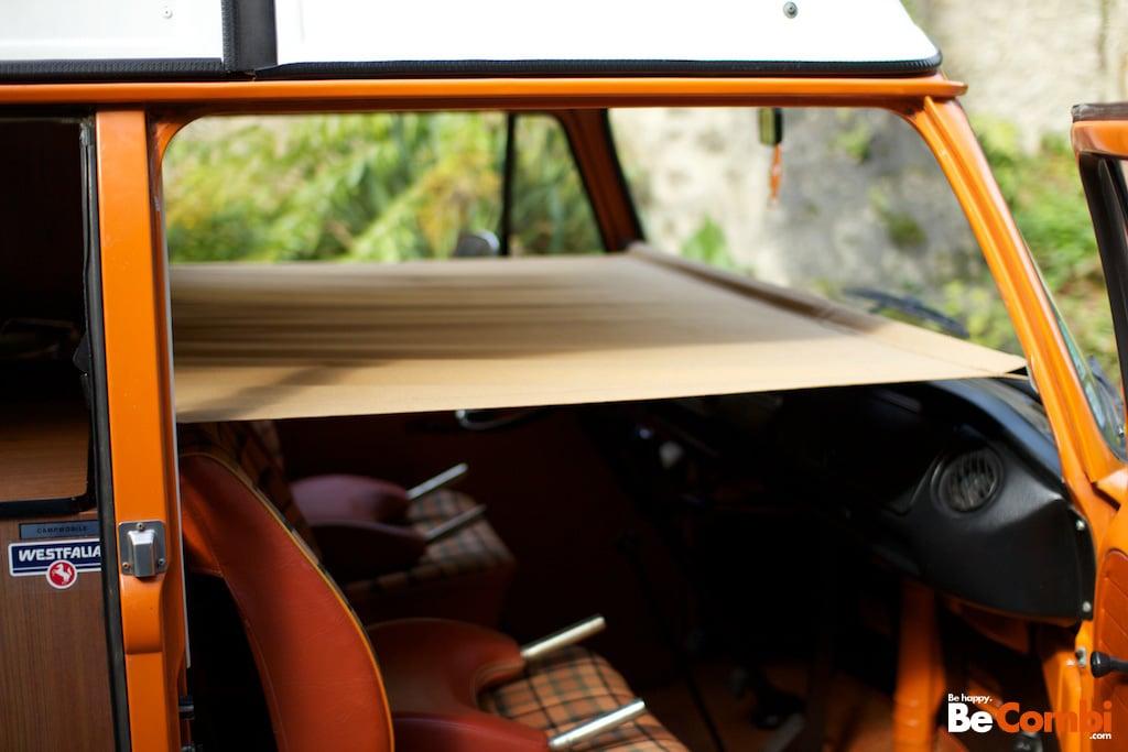 un hamac pour le combi be combi. Black Bedroom Furniture Sets. Home Design Ideas