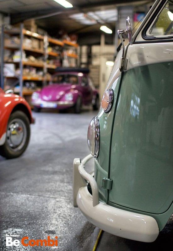Atelier Schmecko - spécialiste VW Aircooled