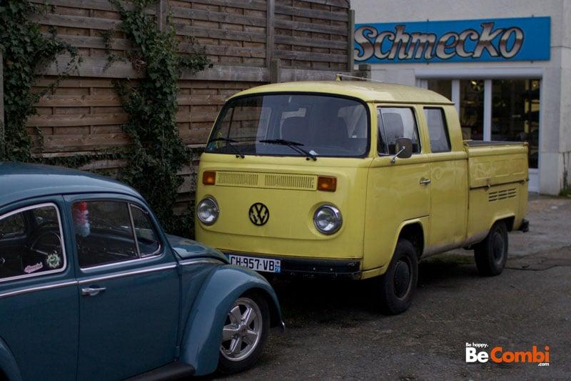 La vw 1302 chez schmecko be combi for Garage specialiste volkswagen