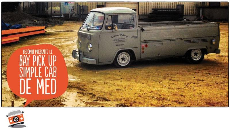 Le Bay Pick-up Simple Cab de Med