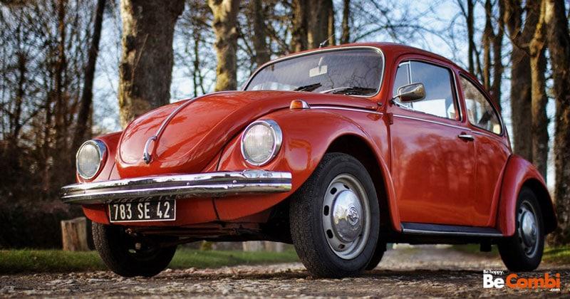 Notre nouvelle VW Cox 1302