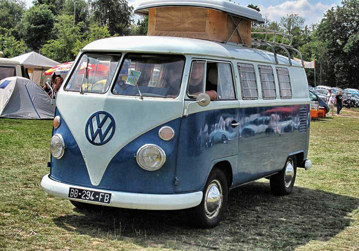 Le Split Westy 1965 de Fred