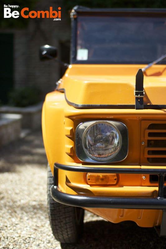 Citroen Mehari orange 1981