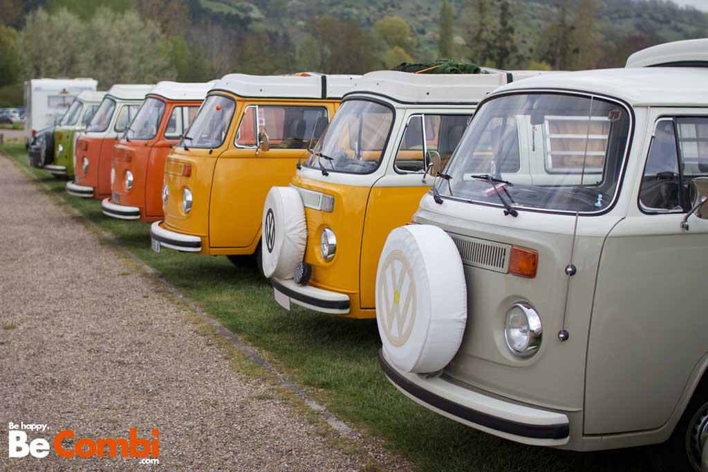 Sortie VW Camper - BeCombi
