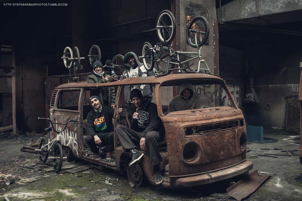 Combi & BMX - Be Combi