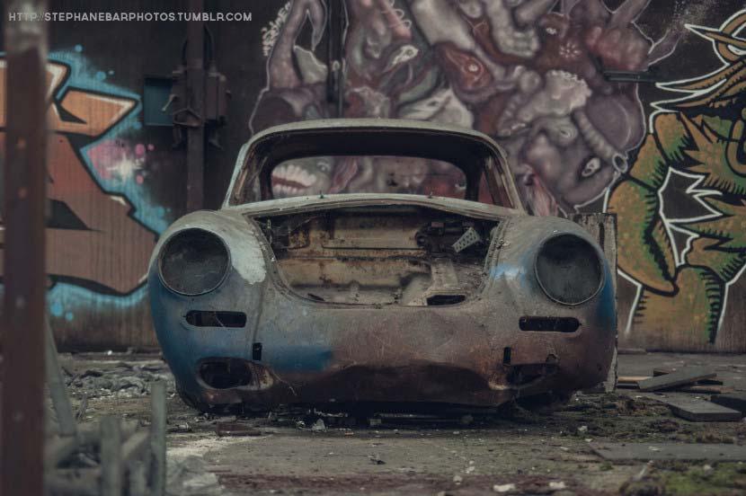 VW Combi & BMX - Be Combi
