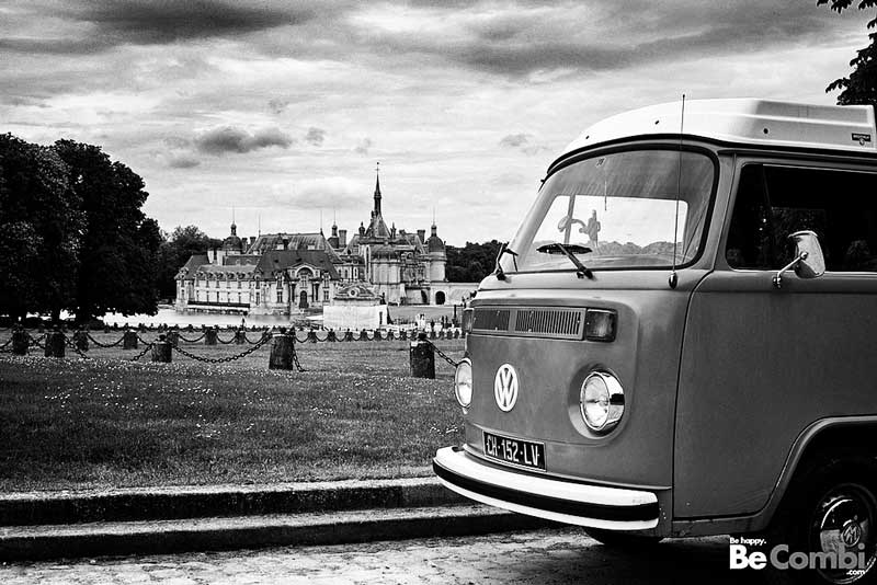 Chateau de Chantilly - Be Combi
