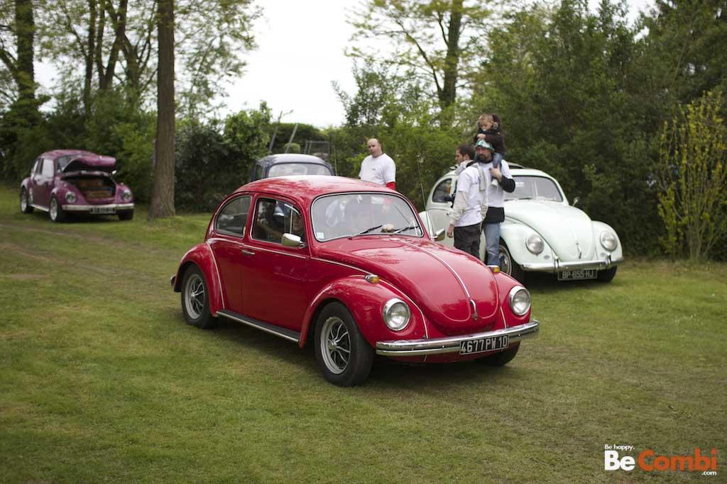 10ème Meeting Club VW ATR - Be Combi