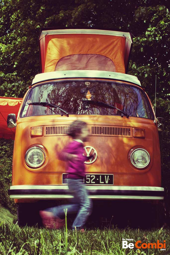 Auvent VW Combi Westfalia - BeCombi