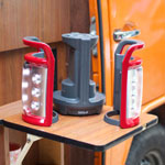 Lampe Coleman Led - Check list VW Camper