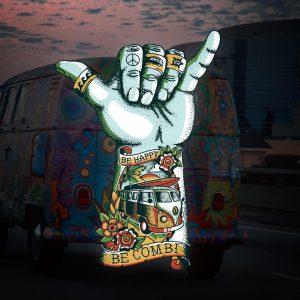 aloha vwcamper hippievan vanlife vw combi becombi