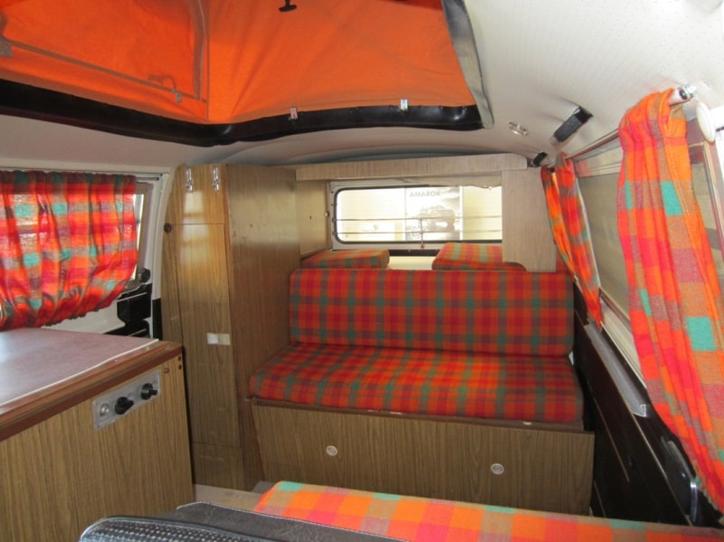 Beautiful interieur combi vw gallery trend ideas 2018 for Interieur westfalia t3