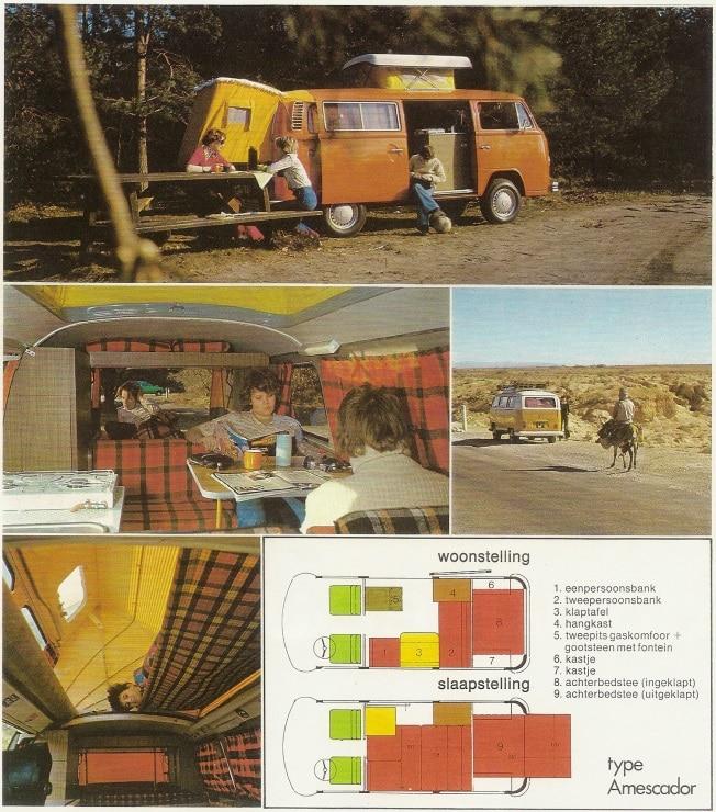 Amescador Brochure et Configuration