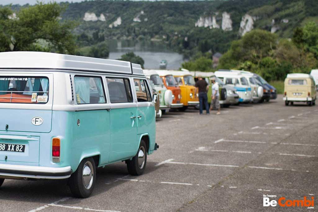 Sortie VW Camper | Be Combi