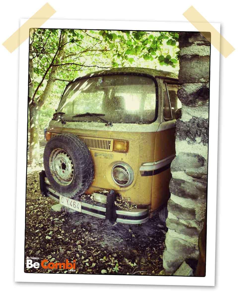 Baudouin VW Combi Minibus 1978 | BeCombi