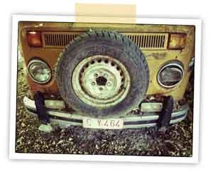 Baudouin VW Combi Minibus 1978 Deluxe | BeCombi
