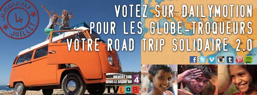 Votez pour les Globe-Troqueurs | BeCombi