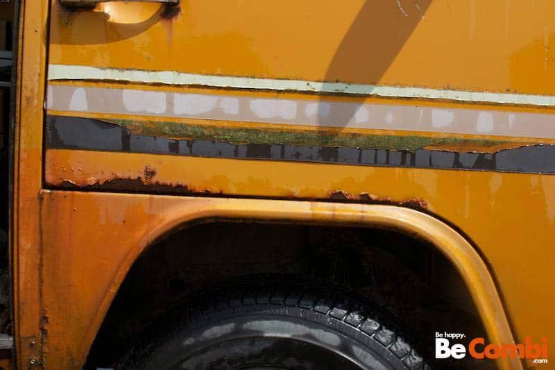 Lavage VW Combi Microbus 1978 | BeCombi