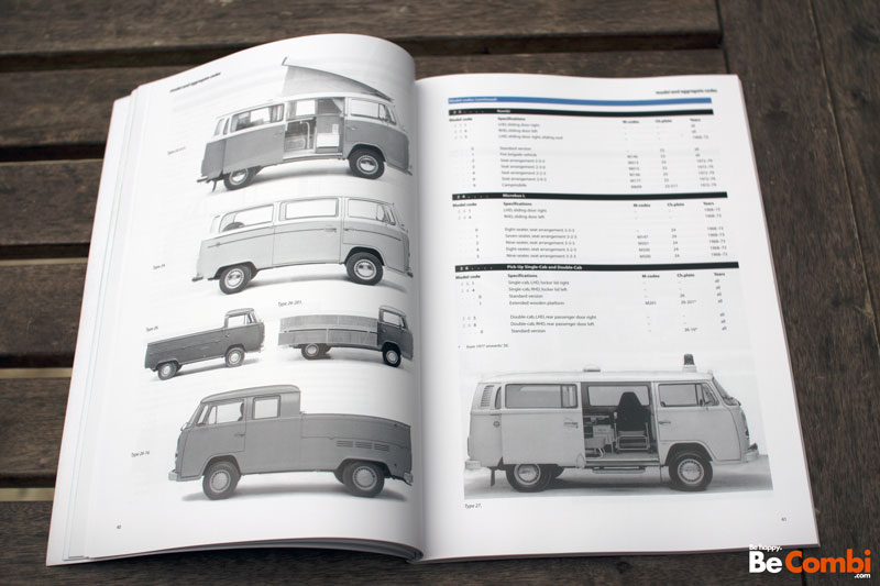 VW Transporter and Microbus : Specification Guide 1967 - 1979