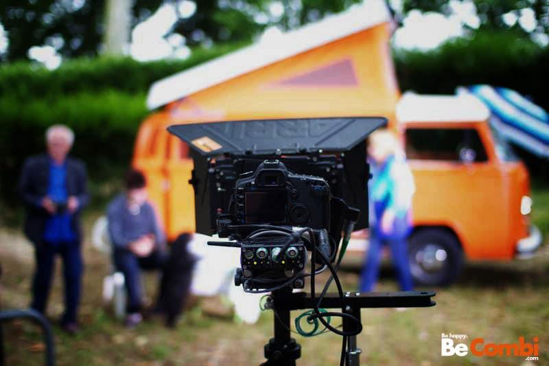 Tournage court-métrage VW Combi | BeCombi