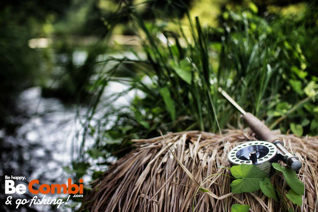 Be happy, be Combi and go fishing !