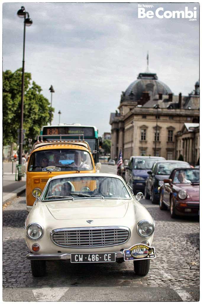 6ème Traversée de Paris estivale | BeCombi