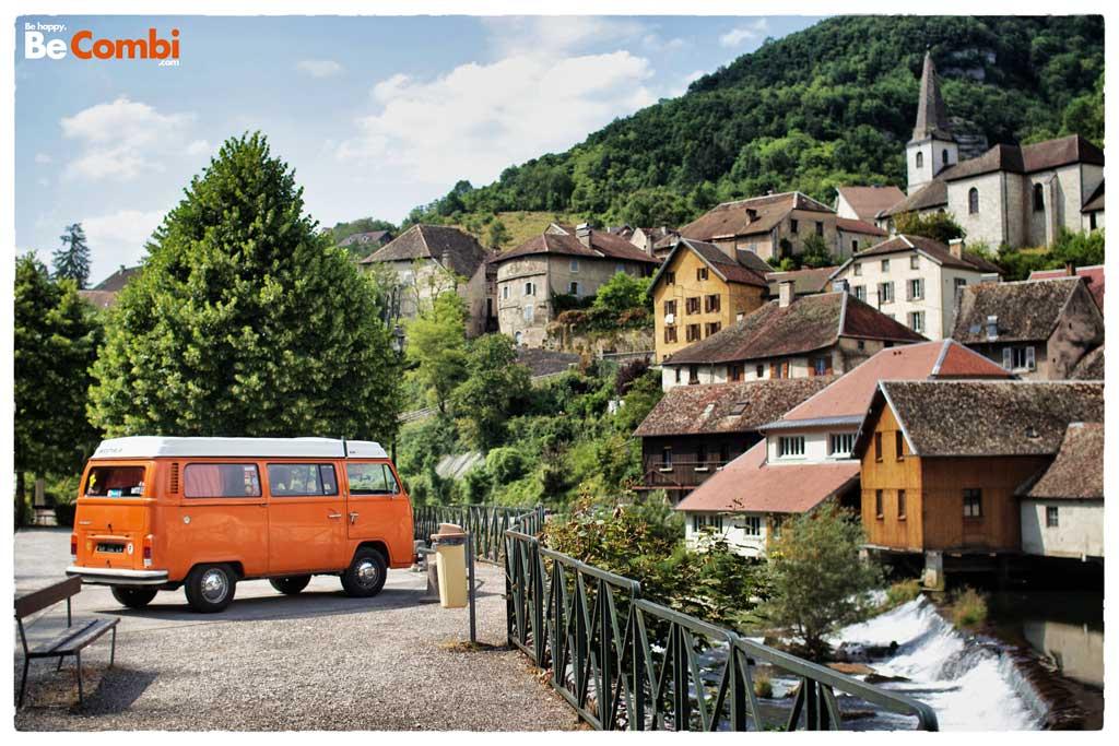 VW Combi à Lods - Doubs | BeCombi