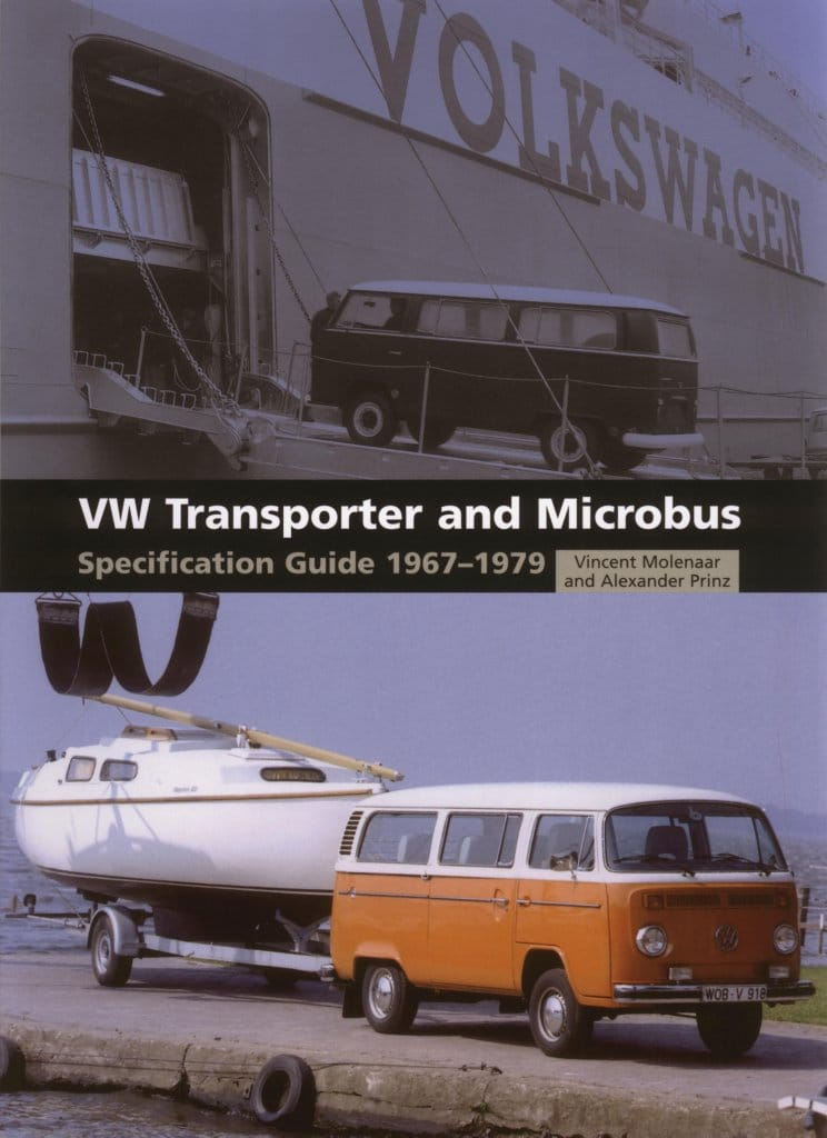 VW Transporter and Microbus : Specification Guide 1967-1979
