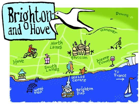 Plan de Brighton
