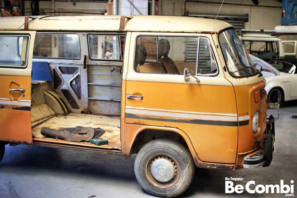 Baudouin VW Combi Microbus 1978 | BeCombi