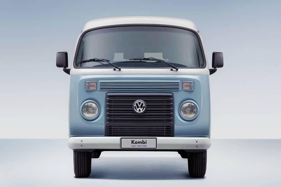 VW Kombi T2 Last Edition sur BeCombi