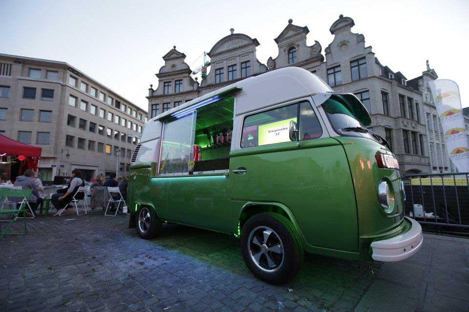 RetroApéro : l'apéro mobile en VW Combi