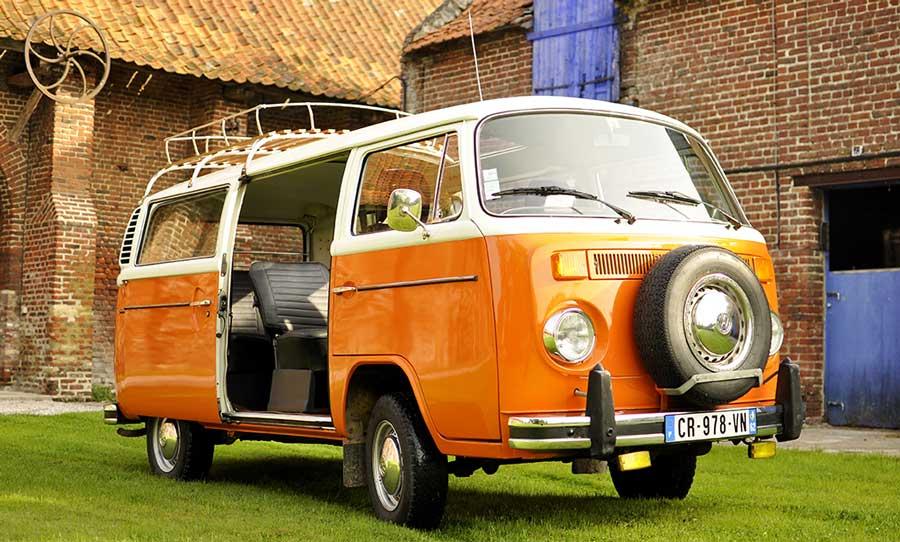 VW Bus Deluxe de Belles Echappées   BeCombi