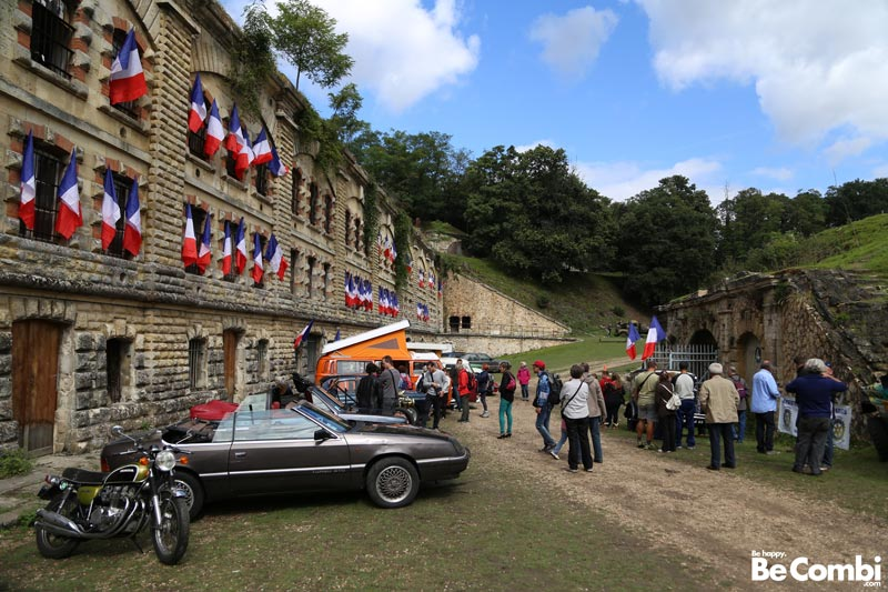 Rassemblement Fort de Cormeilles | BeCombi