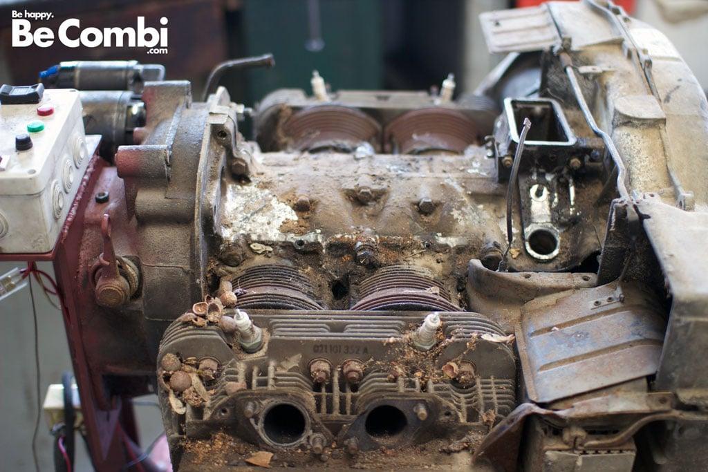 Moteur Type 4 1970cc de Baudouin | BeCombi