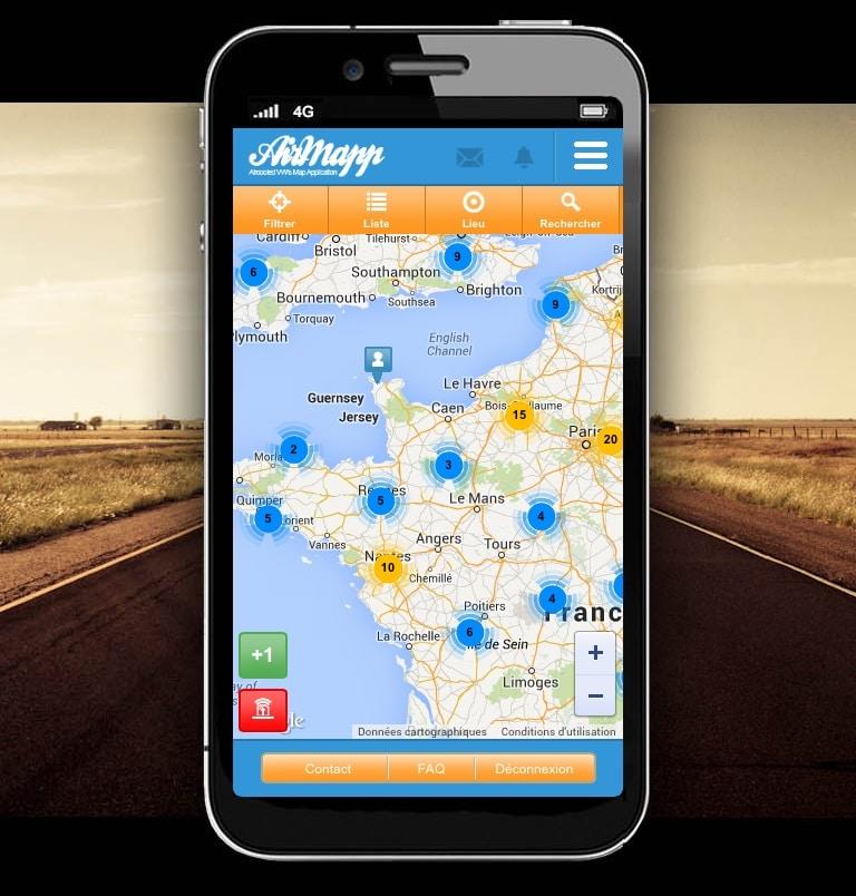 AirMapp, l'app indispensable à tous les détenteurs de Combi !