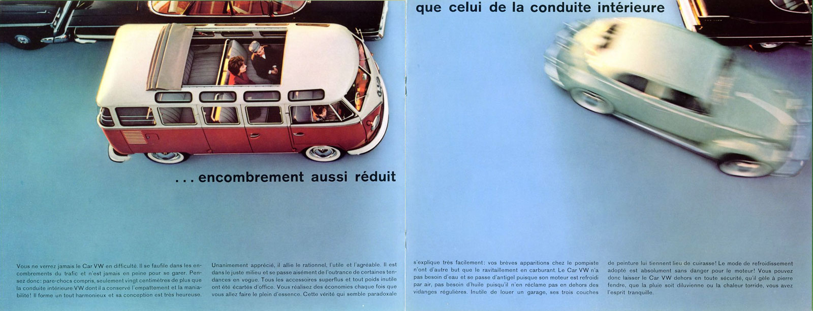 Brochure VW Combi 1962 | BeCombi