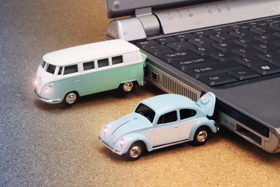 Clé USB Combi Split et Cox