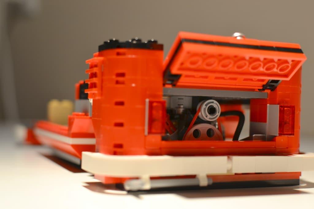 Combi Split Lego Compartiment Moteur