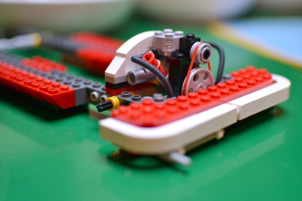 Combi Split Lego Moteur
