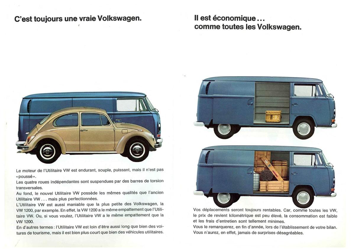 Voici le nouveau - Documentation T2a 1968-10
