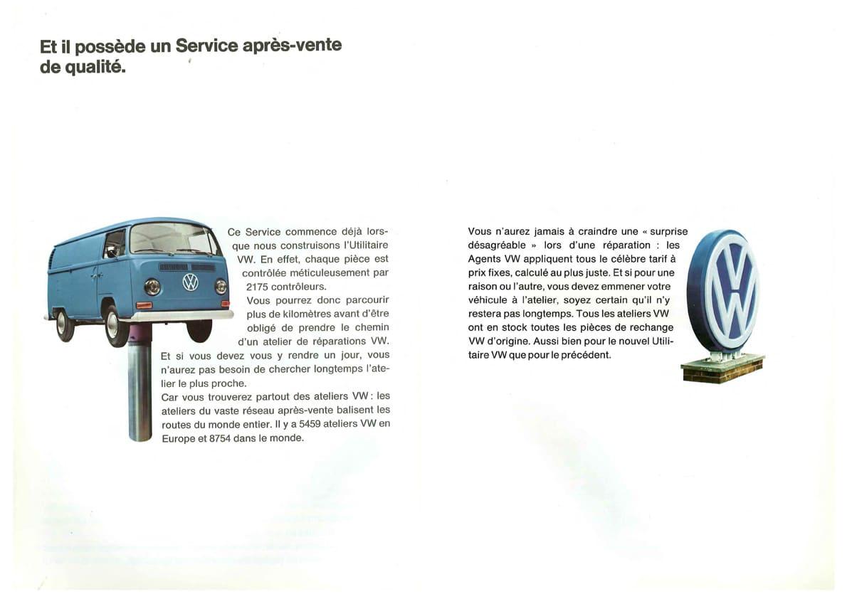 Voici le nouveau - Documentation T2a 1968-11