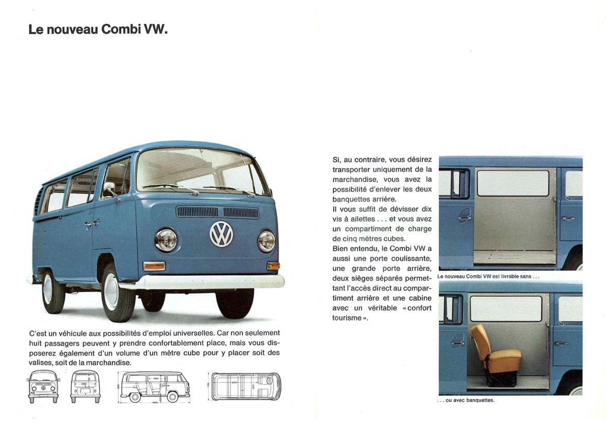Voici le nouveau - Documentation T2a 1968-19