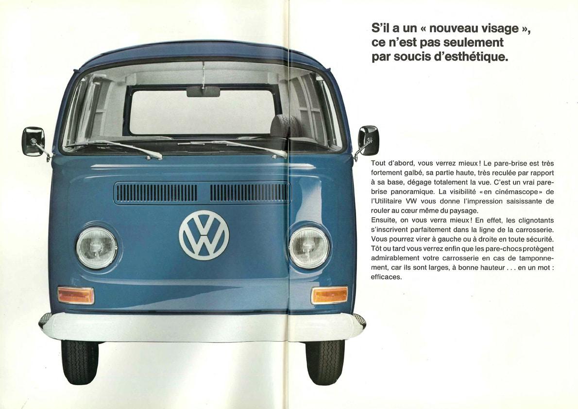 Voici le nouveau - Documentation T2a 1968-2
