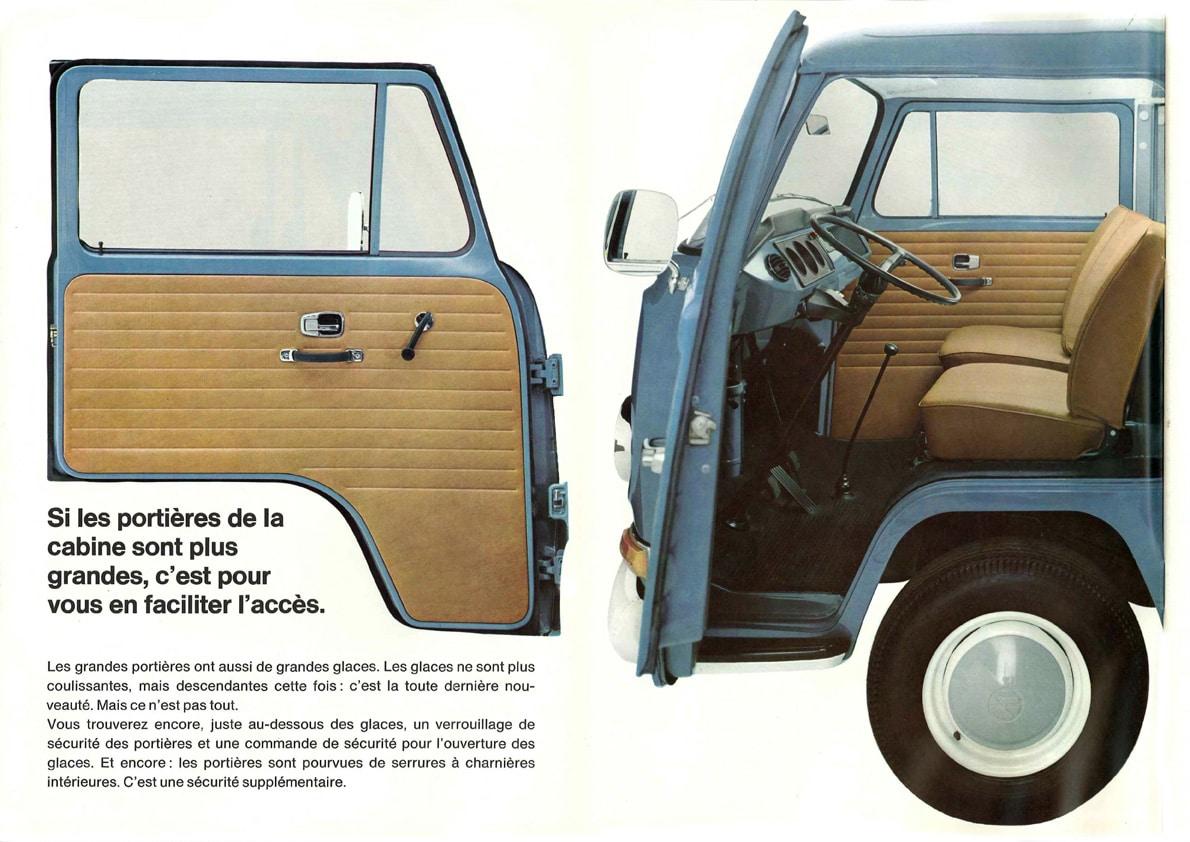 Voici le nouveau - Documentation T2a 1968-4
