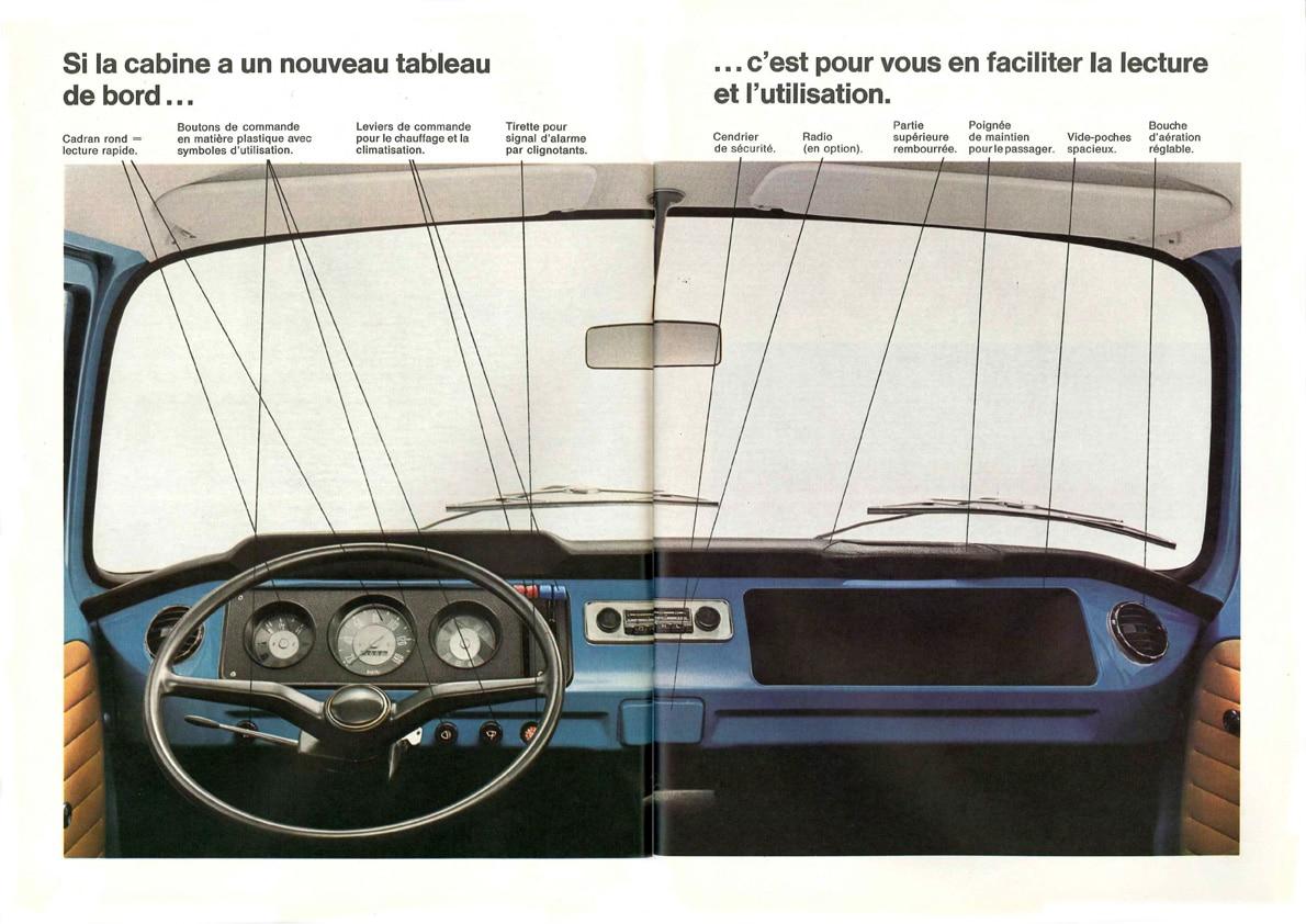Voici le nouveau - Documentation T2a 1968-5